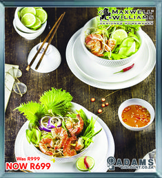Home - Adams Discount Maxwell Williams, Dinning Set, Food Bowl, Dinner Sets, Dinnerware, Round Diamonds, Hot, Ethnic Recipes, Table Settings