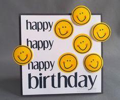 MASKerade: i {heart} papers Guest Designer; Happy, Happy, Happy Birthday!!!