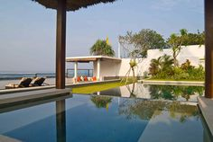 Bali Villa Photography - Villa Kaniksa - pool views early morning