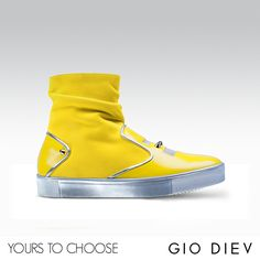 "I choose to love! What do you choose?  Unisex kick ""Seattle"" available for pre-order now. Check out all colors at the link below: http://www.giodiev.com/collections/the-cult #onekick #onelove #giodiev #shoes #kicks #fashion #pfw"