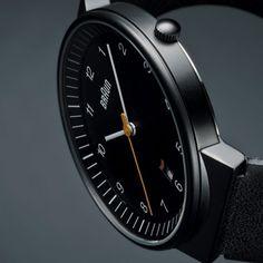 Braun Analog Watch. I want.
