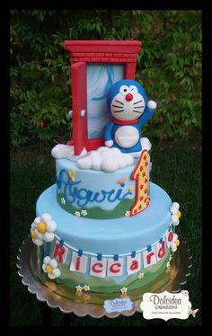 Torta Doraemon - Doraemon cake