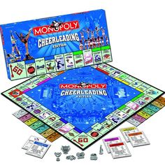 #mulpix Official Hasbro Cheerleading Monopoly edition Only $20(shipping included) (Shipping only free for USA) Text 6143732829 for single orders Call 6145397515 for big orders or team orders #capitalcheer #ccmnation #fun #familygames #family #friends #hardwork #SUCCESS #cheeruniverse #cheerleading #cheer #cheerleader #icheer #stretch #fitness #gym #training #inspire2belite #cga