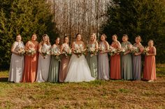 A Perfect Dreamy Fall Wedding - Bridal and Formal Bridal And Formal, Mori Lee, Bridesmaid Dresses, Wedding Dresses, Fall Wedding, How To Memorize Things, Table Decorations, Blog, Pictures