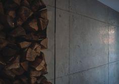 FRESCOTON - gespachtelter Beton. Beton - schöner als das Original.