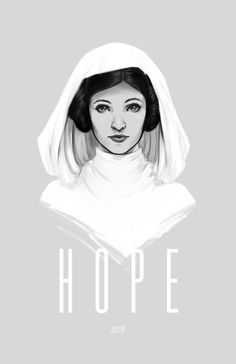 Hope Leia Organa star wars art - Star Wars Princesses - Ideas of Star Wars Princesses - Hope Leia Organa star wars art Star Wars Rebels, Star Wars Mädchen, Leia Star Wars, Star Wars Girls, Star Wars Fan Art, Princesa Leia, Princesa Lea Star Wars, Carrie Fisher, Cuadros Star Wars
