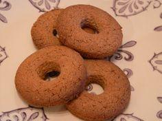 Buckwheat gluten free cookies-Biscotti al grano saraceno - lamoraromagnola