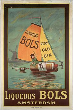 Old dutch Bols old gin add