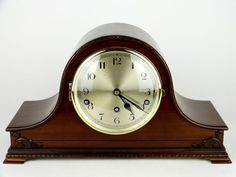 Currently at the #Catawiki auctions: Edwardian westminster chime clock mantelpiece - England - early 20th century