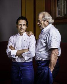 Pierre & Marc Meneau