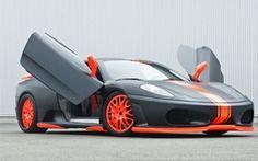 Cool Ferrari Car HD Images at Hdwallpapersz.net