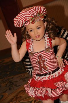 Pageant christmas wear | Pageants | Pinterest | Pageants, Pageant ...