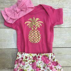Pineapple Onesie