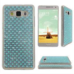 Asnlove para Samsung Galaxy A5 A500 3D Diamante diseño Funda de Gel TPU Silicona Flexible Estilo de Carcasa Mirada Tapa Trasera-Azul Asnlove http://www.amazon.es/dp/B014IR34BC/ref=cm_sw_r_pi_dp_rS9Dwb1CKVHEW
