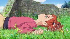 MARY AND THE WITCH'S FLOWER ANIME MOVIE'S TRAILER