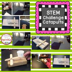 Stem Engineering Challenge: Catapults