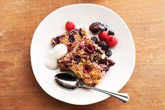 Fruity Crunch Baked Oatmeal