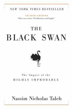 The Black Swan: The Impact of the Highly Improbable  by Nassim Taleb