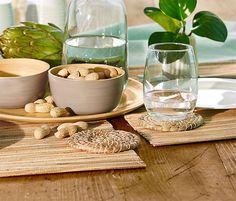 Odkryj to właśnie w Tchibo. Bath Caddy, Tray, Keto, Food, Home Decor, Ornamental Plants, Natural Colors, Autumn, Summer
