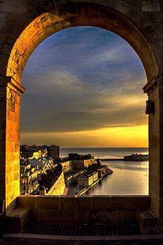 Lower Barracca Gardens, Valletta, Malta │ #VisitMalta visitmalta.com