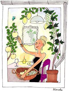 Pour mes citrons et mon Miam-ô-fruits