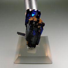 L'azurite cristaux 100 % spécimen minéral par Arizonacrystalco