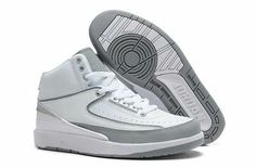 hot sales 24dfb 77dd7 Buy Top Sale Air Jordan 2 (II) White Metallic Silver-Neutral Grey For from  Reliable Top Sale Air Jordan 2 (II) White Metallic Silver-Neutral Grey For  ...