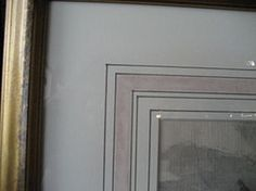 Mat (picture framing) - Wikipedia, the free encyclopedia