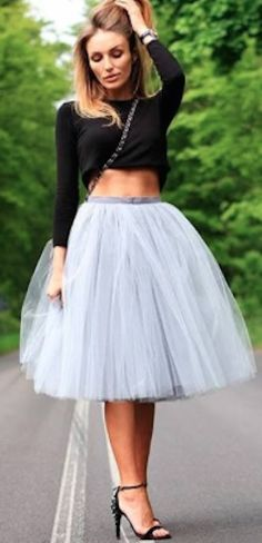 sweet tulle skirt  http://rstyle.me/n/m4298pdpe
