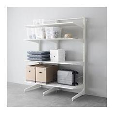Freestanding storage - ALGOT system - IKEA