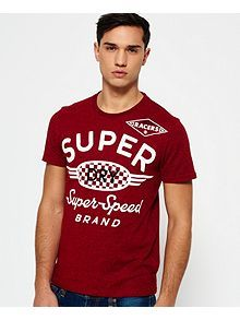 0e52fd23 Speed Brand T-shirt Superdry Mens, Branded T Shirts, House Of Fraser