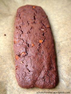 Das werden schokoladige Riesen-Cantuccini