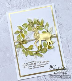 Come and check out this stunning Christmas card, watercolour technique. Christmas Sled, Stampin Up Christmas, Christmas Projects, Christmas Birthday, Winter Cards, Holiday Cards, Christmas Cards, Snowflake Cards, Celebration Quotes