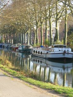 Photos for Canal du Midi |   Toulouse, Neighborhood: Matabiau - Marengo, France