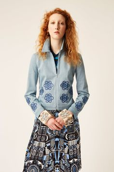 Holly Fulton Resort 2017 fashion show - Pre-Spring-Summer 2017 collection, shown 10th June 2016