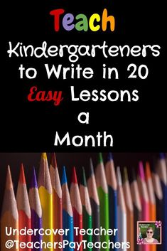 This is a Growing Bundle of my Writer's Workshop lesson plan units with lots of extras, will have your Kindergarten or 1st grade students loving writing time! My students actually cheer when it's time to do Writer's Workshop!  This Growing Bundle currently contains Unit 1 (Making Ideas), Unit 2 (Conventions), Unit 3 (Organization), and Unit 4 (Word Choice). Currently, there are 16 weeks of lesson plans along with rubrics, mini-posters, journal covers, writing papers, original poetry and…