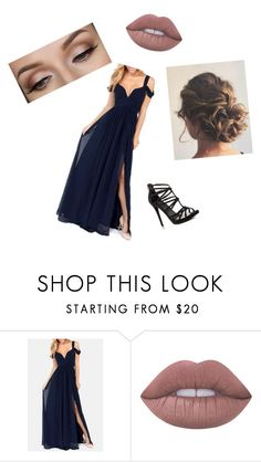 """""""Untitled #428"""" by sodapop-999 ❤ liked on Polyvore featuring Lime Crime and ALDO"""