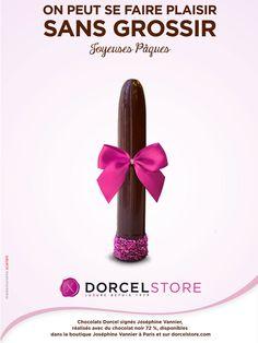 WTF : des sextoys en chocolat pour Pâques
