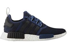 wholesale dealer ddc3d 3bc28 Weclome to join our team and get Adidas Men NMD Mystic Blue Mystic Blue  Black White - All Adidas Shoes Outlet Sale Now