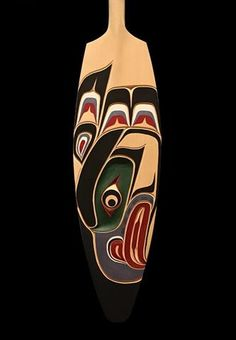 200 Paddles ideas | pacific northwest art, native art