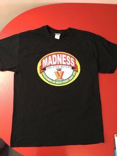 Madness M.A.D.H.E.A.D Tour Tshirt Size L MARMITE One Step Beyond SKA RUDEBOY MOD | eBay One Step Beyond, Rude Boy, Marmite, Madness, Mens Tops, T Shirt, Stuff To Buy, Ska, Tee