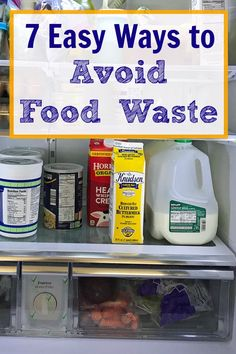 To avoid food waste is to save money. Have you considered that? You're throwing money away when you waste food. Good reason to stop, eh? Recipe Organization, Life Organization, Organizing Ideas, Easy Weekday Meals, Cheap Easy Meals, Low Calorie Recipes, Easy Recipes, Healthy Recipes, Frugal Tips