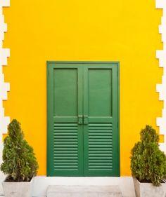 Houten deur maken