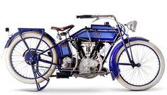 1918 Thor 76.25 Model U twin