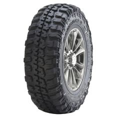 Federal Couragia M/T Off Road Tire - 33X12.50R15 LRC/6 ply