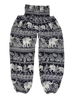 Raju – The Elephant Pants: for every pair of pants sold, $1 goes to help stop elephant poaching. i need these in every color!
