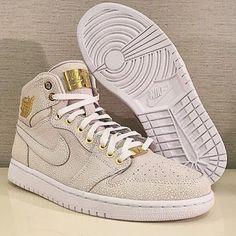 EffortlesslyFly.com - Kicks x Clothes x Photos x FLY Sh*t: Air Jordan 1 Pinnacle White Brooklyn*~