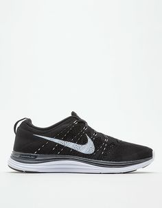 f982d80411be NIKE FLYKNIT LUNAR1+ IN BLACK Nike Free Shoes