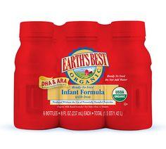 Infant Formula Organic Baby And Infants On Pinterest