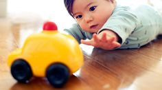 It's good for baby to play by himself sometimes. Here's how to encourage solitary play in babies, and the benefits of letting them play by themselves.
